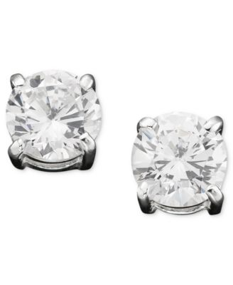 d9e5137dc Lauren Ralph Lauren Cubic Zirconia Stud Earrings & Reviews - Fashion ...