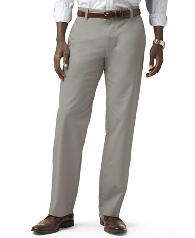 Dockers® Straight Fit Easy Khaki Pants D2 - Pants - Men - Macy's