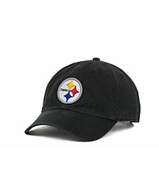 '47 Brand Pittsburgh Steelers Clean Up Cap