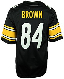 Men's Antonio Brown Pittsburgh Steelers Limited Jersey
