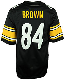 Nike Men's Antonio Brown Pittsburgh Steelers Limited Jersey
