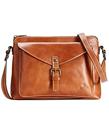 Avellino Smooth Leather Crossbody