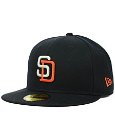San Diego Padres Cooperstown 59FIFTY Cap