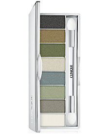 Clinique Wear Everywhere Neutrals All About Shadow 8-Pan Palette - Greens