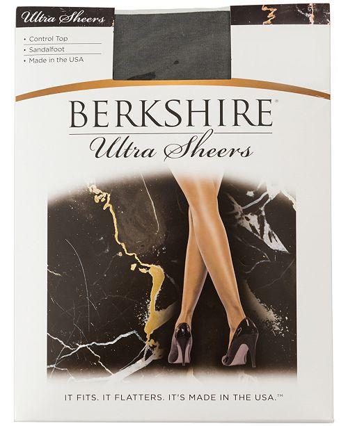 e6bf275b230d8 Berkshire Women's Ultra Sheer Control Top Hosiery 4415 & Reviews ...