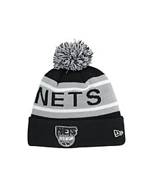 New Era New Jersey Nets Biggest Fan Knit Hat