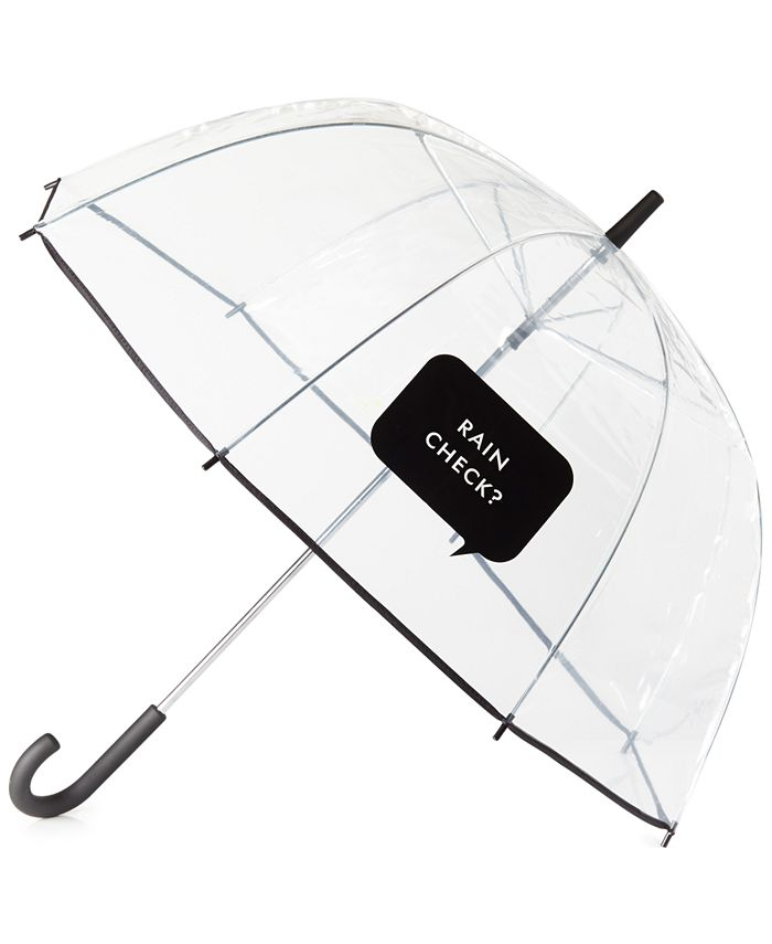 """kate spade new york - """"Rain Check?"""" Umbrella"""