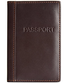 Dopp Collection RFID Passport Cover, Created for Macy's