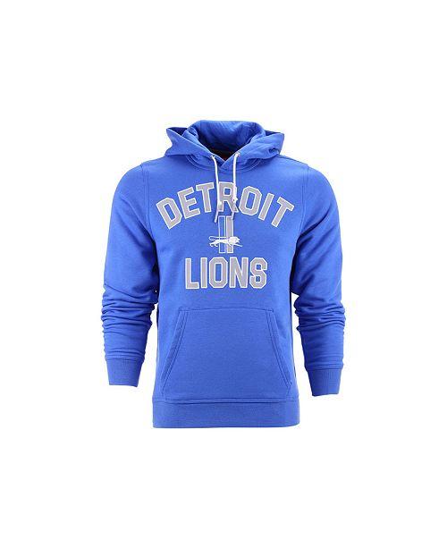 release date: 04667 64482 Nike Men's Detroit Lions Club Rewind Hoodie & Reviews ...