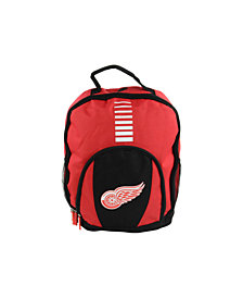 Forever Collectibles Detroit Red Wings Prime Time Backpack