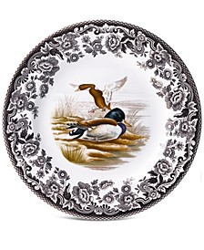 Woodland by Mallard Salad Plate