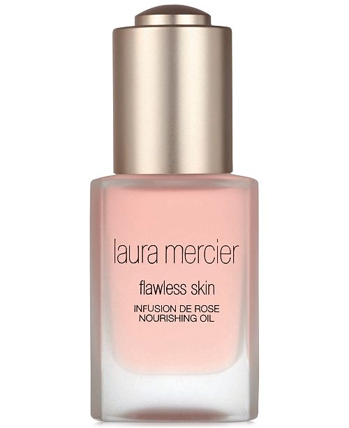 Laura Mercier Flawless Skin Infusion De Rose Nourishing Oil, 1 oz