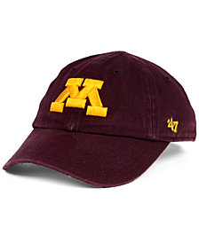 '47 Brand Babies' Minnesota Golden Gophers Clean Up Cap