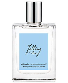 philosophy falling in love spray fragrance, 2oz.