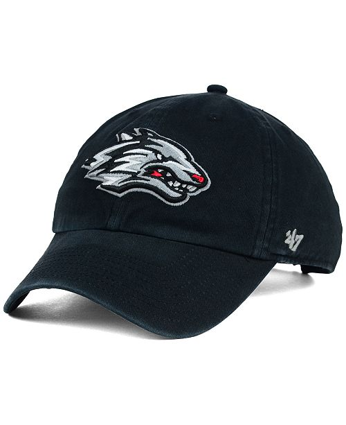 '47 Brand New Mexico Lobos Clean-Up Cap