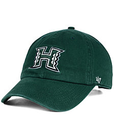 '47 Brand Hawaii Warriors Clean-Up Cap