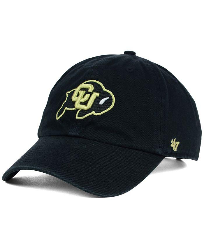 '47 Brand - Colorado Buffaloes Clean-Up Cap