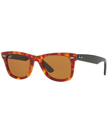 Ray Ban Wayfarer 2140 Sunglasses Hut | Louisiana Bucket
