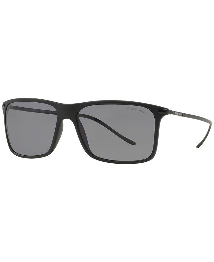 Giorgio Armani - Sunglasses, GIORGIO ARMANI AR8034 57