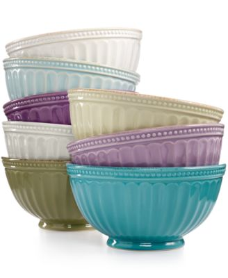 French Perle Groove Bowl