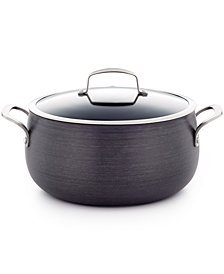 Belgique Hard-Anodized 7.5-Qt. Dutch Oven, Created for Macy's