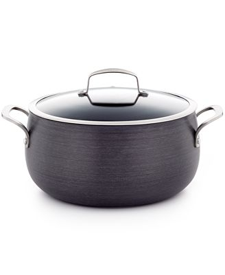 Belgique Hard-Anodized 7.5-Qt. Dutch Oven, Created for