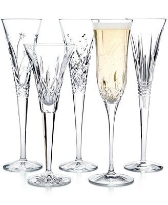 Waterford Toasting Flutes Collection
