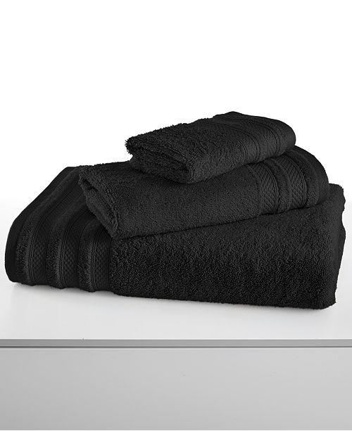 "Charter Club CLOSEOUT! Classic Pima Cotton 30"" x 56"" Bath Towel, Created for Macy's"