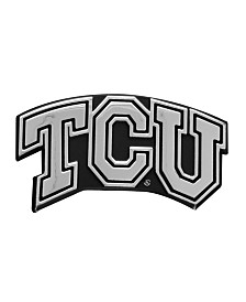 Stockdale Texas Christian Horned Frogs Auto Emblem