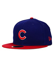Chicago Cubs MLB Cooperstown 59FIFTY Cap
