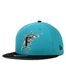 New Era Florida Marlins MLB Cooperstown 59FIFTY Cap