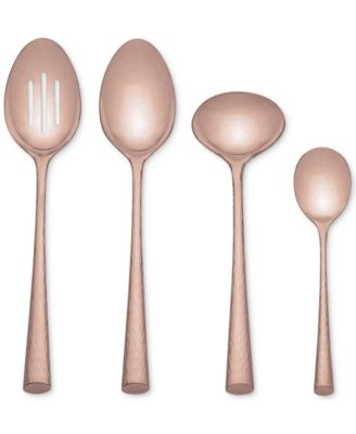 Imperial Caviar Rose Gold 4-Pc. Hostess Set