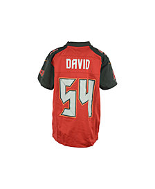 Nike Kids' Lavonte David Tampa Bay Buccaneers Game Jersey, Big Boys (8-20)