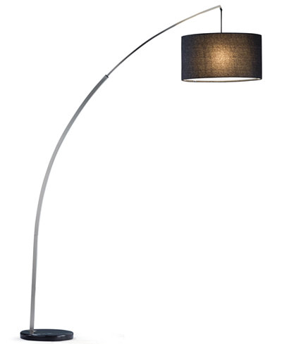 Adesso Rivington Arc Floor Lamp