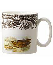 Woodland by Spode Snipe/Quail Mug