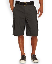 Men's Snap Cargo Shorts