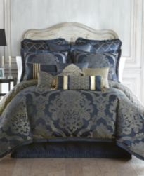 Waterford Reversible Vaughn 4-pc Bedding Collection