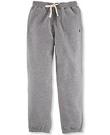 Ralph Lauren Fleece Pants, Big Boys