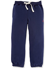 Ralph Lauren Fleece Pants, Toddler Boys