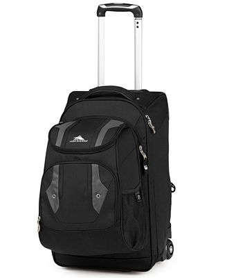 CLOSEOUT! High Sierra Adventure Access Carry On Rolling Backpack