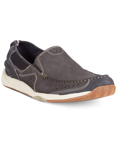 Clarks Men's Allston Free Slip-On Boat Shoes - All Men's Shoes ...