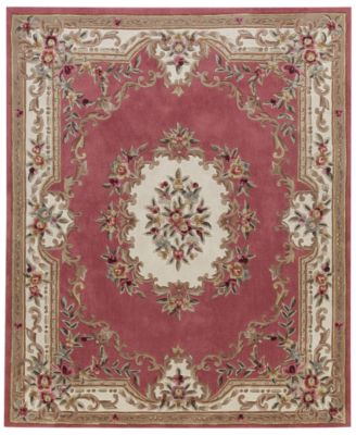 CLOSEOUT! Dynasty Aubusson 5' x 8' Area Rug, Created for Macy's