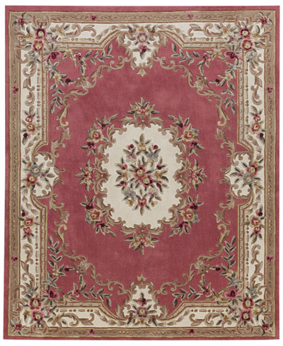 KM Home Dynasty Aubusson 4 X 6 Area Rug Created For