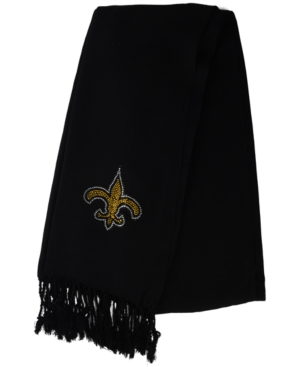 Little Earth Women's New Orleans Saints Pashi Fan Scarf