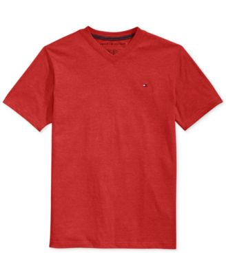 Image of Tommy Hilfiger Little Boys' V-Neck Tee