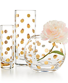 kate spade new york Pearl Place Vase Collection