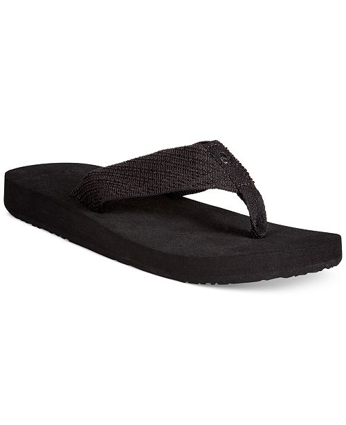 b49e98b45 REEF Women s Sandy Love Thong Sandals   Reviews - Sandals ...