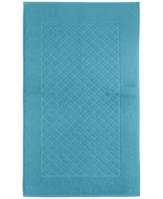 "CLOSEOUT! Classic Pima Cotton 20"" x 34"" Tub Mat, Created for Macy's"