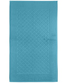 "CLOSEOUT! Charter Club Classic Pima Cotton 20"" x 34"" Tub Mat, Created for Macy's"