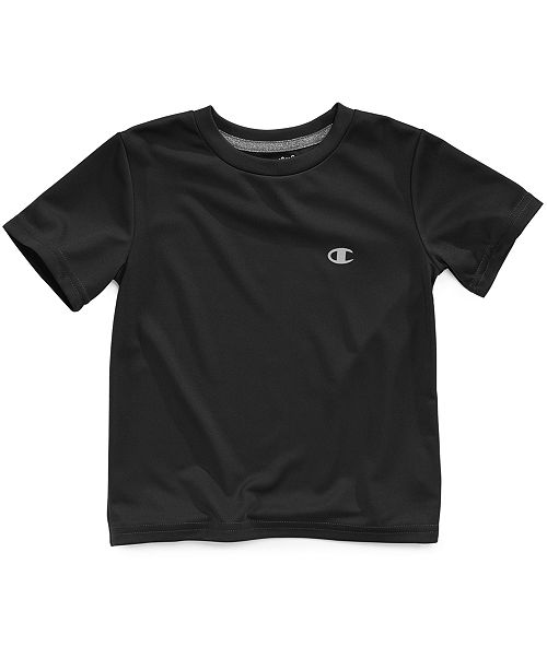7864d5a69 Champion Solid Core Performance Tee, Big Boys & Reviews - Shirts ...